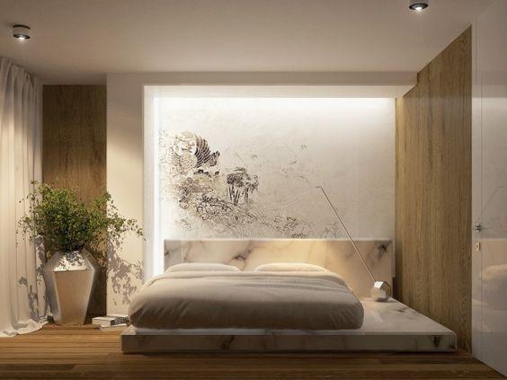 Stunning Japanese Bedroom Design Ideas 7