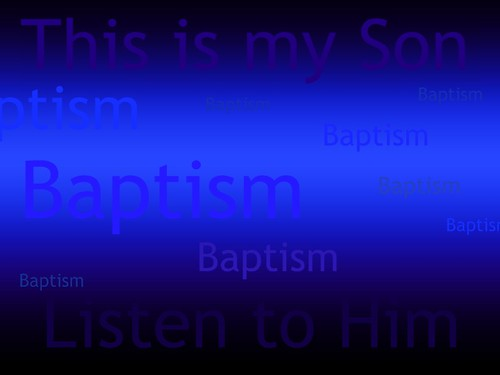 Baptism Of Jesus Will Humes Flickr