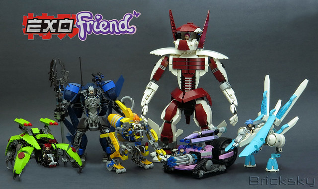 Exo-Friends