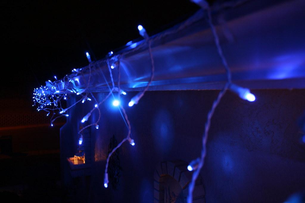 Christmas Lights Led White