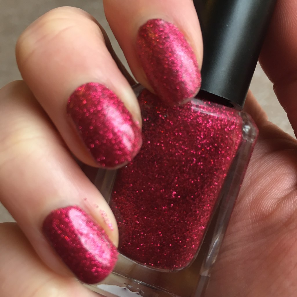 Barry M Nail Polish Ruby Slippers
