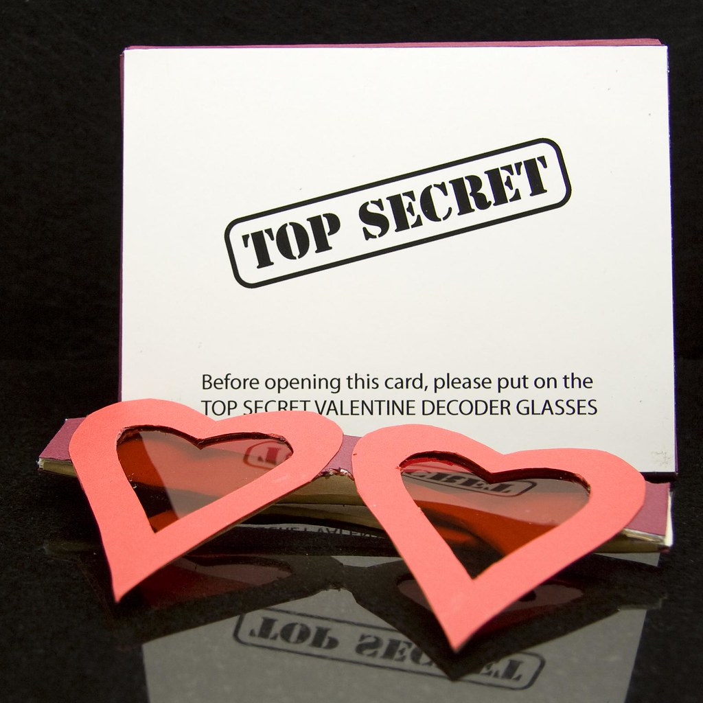 Top Secret Valentine