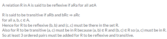RD Sharma Class 12 Solutions Chapter 1 Relations Ex 1.1 Q17
