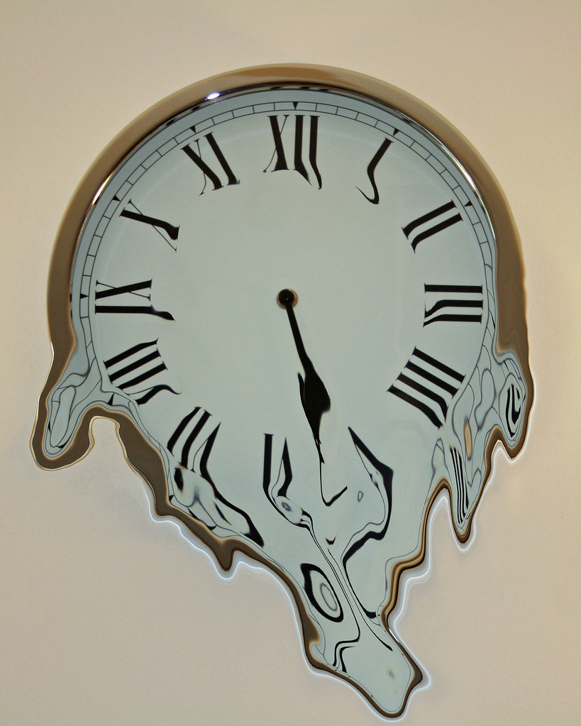 Wall Art Clock