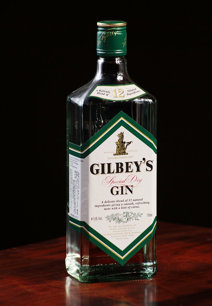Gilbey S 12 A Quot Gilbey S Quot Gin That Is 12 Not Quot 12 Years