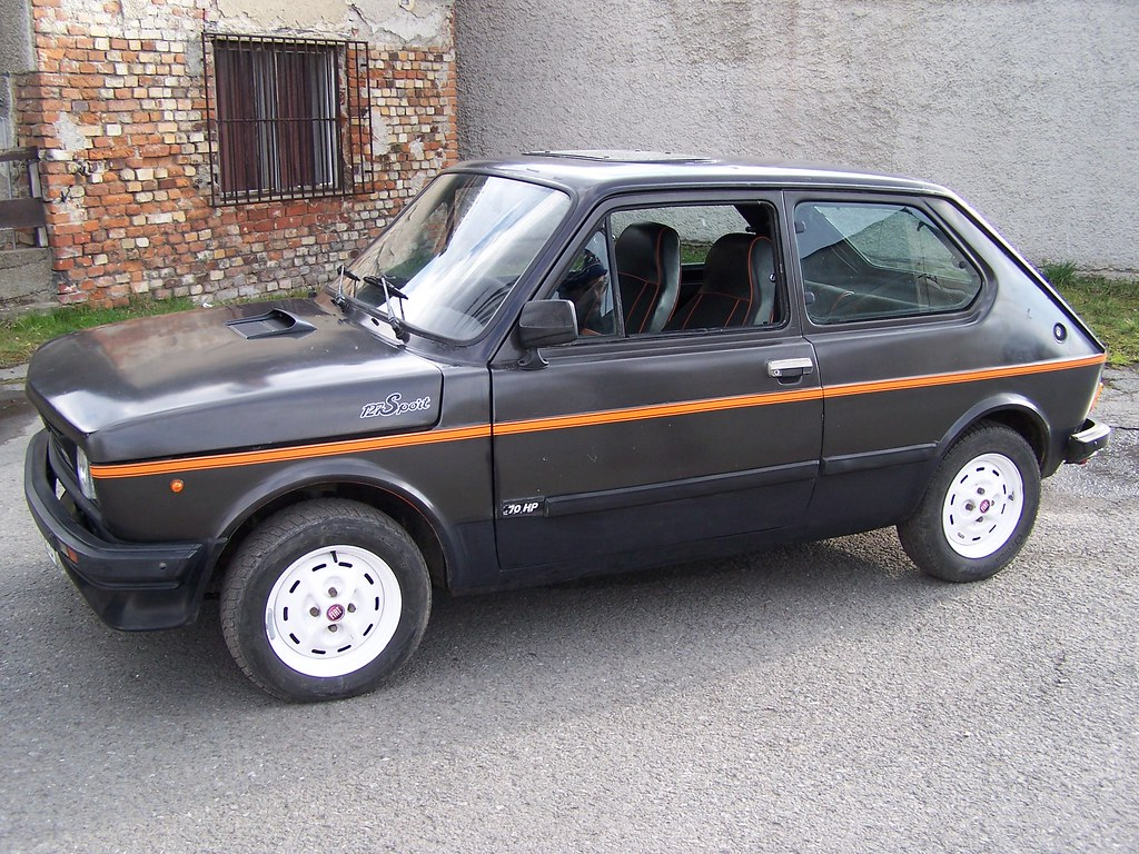 Fiat 127 Sport 70 HP I Made My 127 To Original Now