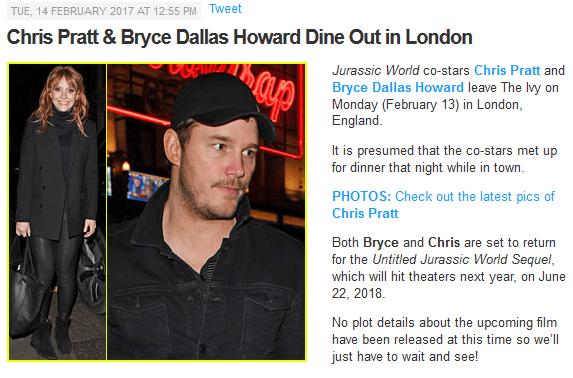 2017-02-14 Chris e Bryce jantam em Londres