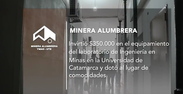 UNCa Laboratorio de Ingeniería en Minas