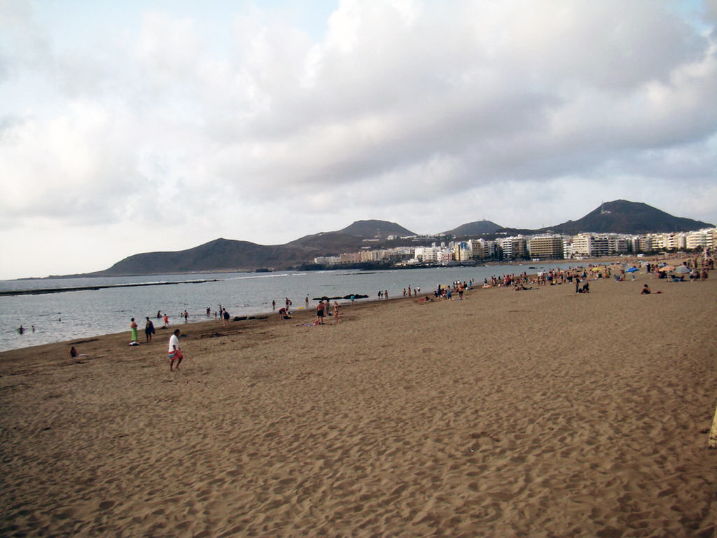 Playa de las Canteras Las Palmas de Gran Canaria 32