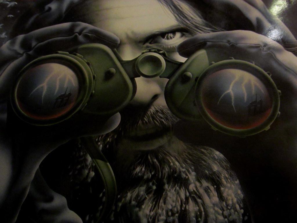 Stormwatch Cool Paint Job Of Jethro Tull Black Skulls