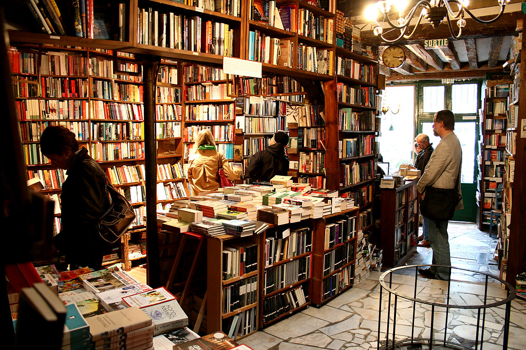 Shakespeare Bookshop In Paris Who Said The French Were