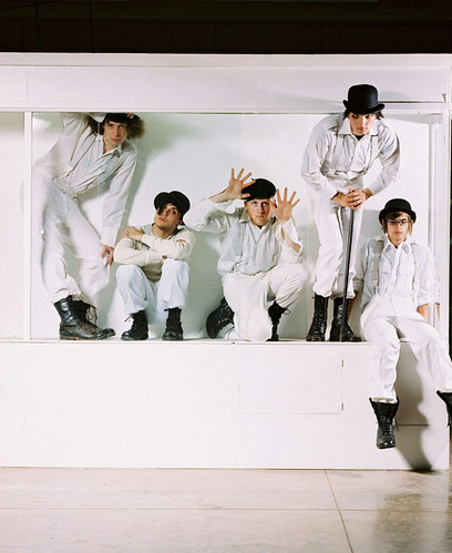 Clockwork Orange MCR Style Love This Pic Too Being A