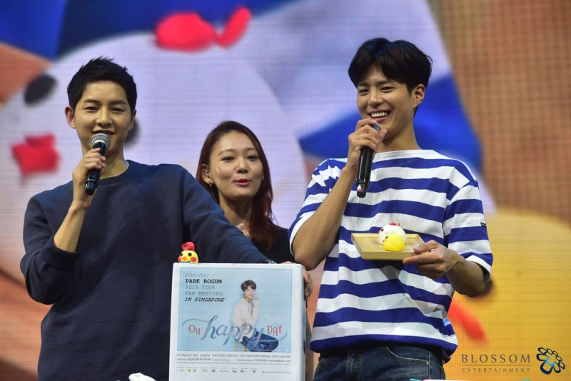 2016-2017 PARK BOGUM ASIA TOUR FAN MEETING IN SINGAPORE (3)
