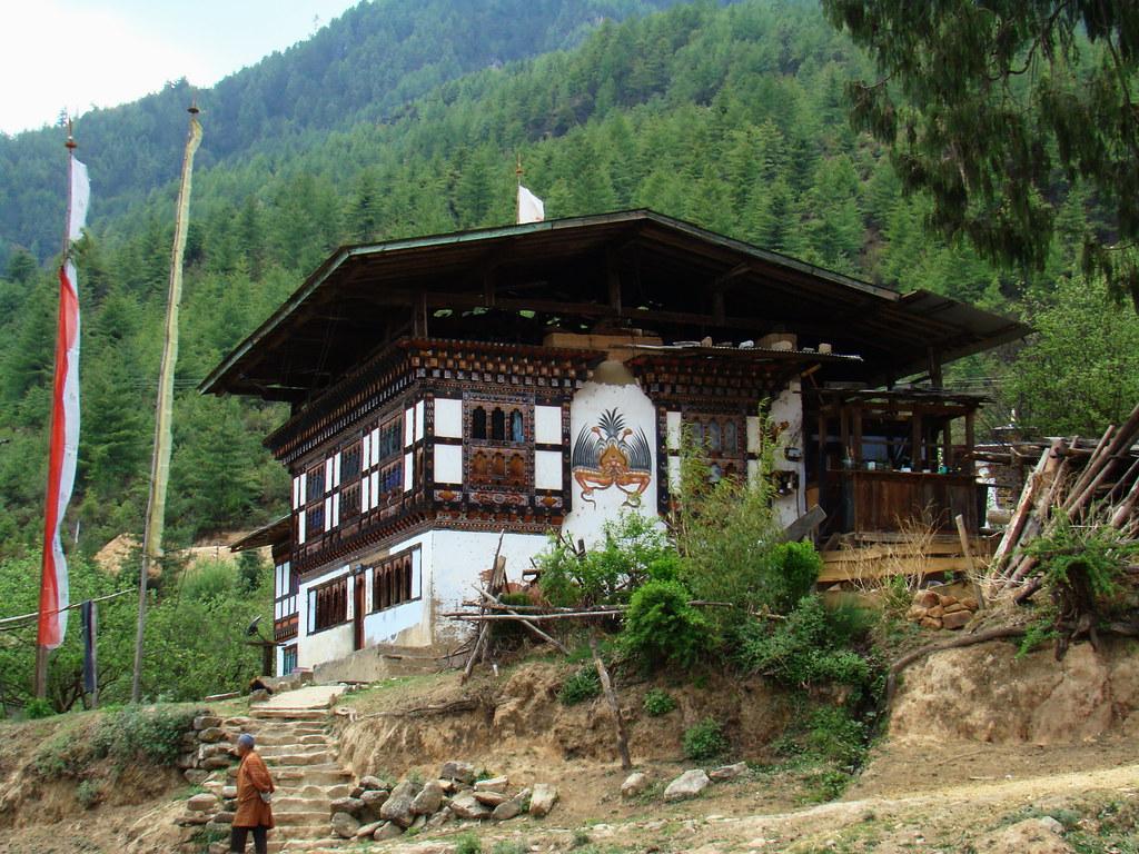 Bhutan Paro 05