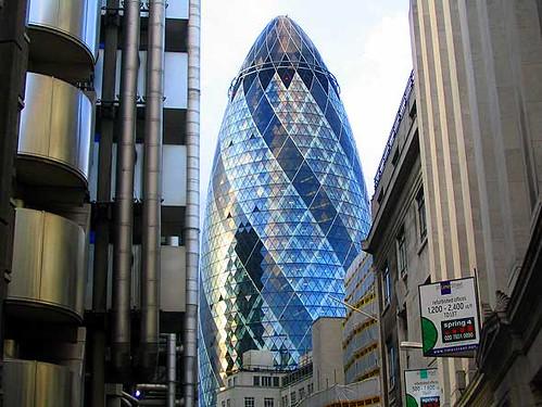 London Pineapple Building Bogdan Migulski Flickr