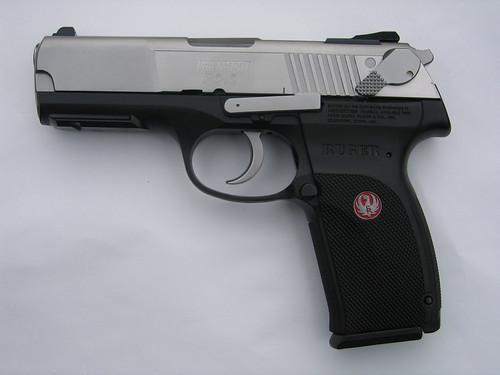 Ruger P345 Left