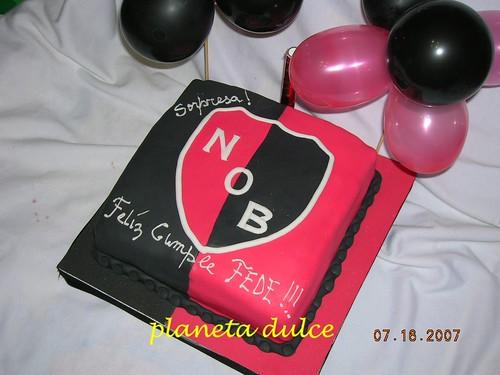 Futbol Nob Soccer Cake Tortas Decoradas Artesanalmente
