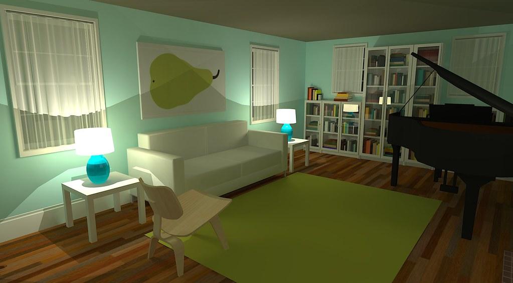 White Side Tables Living Room