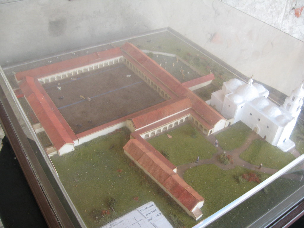 Mission De San Juan Capistrano