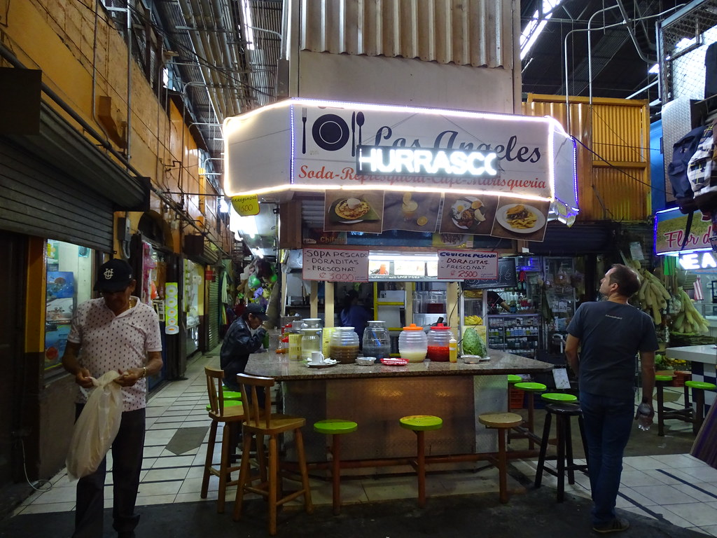 Mercado Central San José de Costa Rica 34