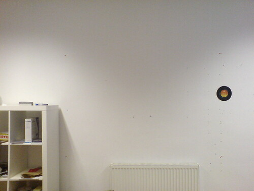 Blank Wall We Recently Moved Office And The Music Team