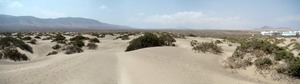 Caleta de Famara Playa Famara Lanzarote 27