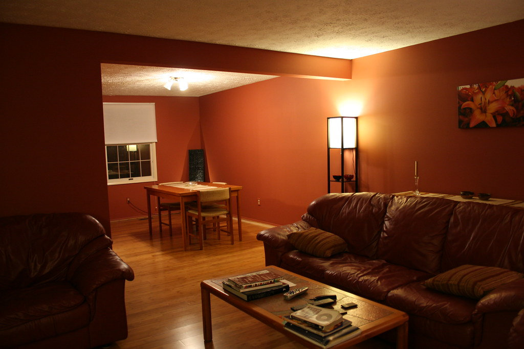 Remodeled Living Room Amp Dining Room We Took Out The