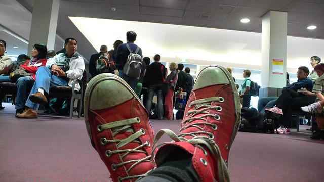 Auckland Airport NZ