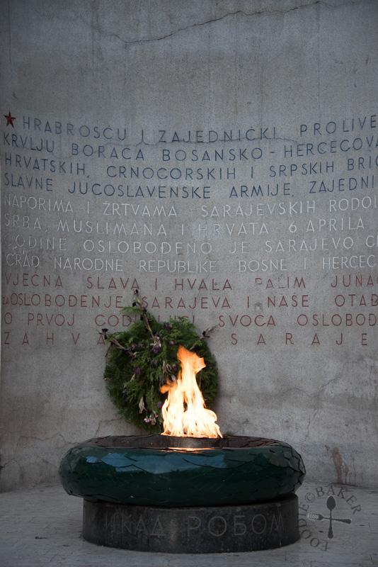Vječna Vatra (Eternal Flame)