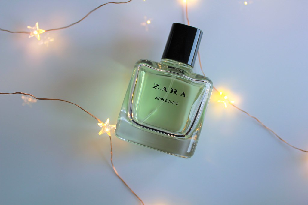 Zara Perfume - Apple Juice