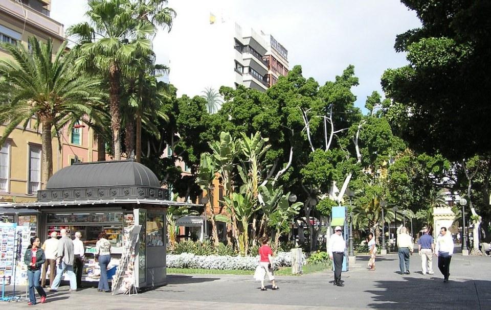 Parque Santa Catalina Puerto de la Luz Las Palmas de Gran Canaria 02