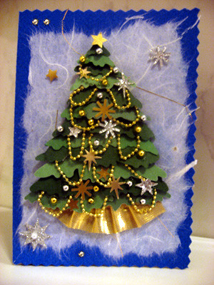 Christmas Card Challenge 2007 External Part Im Member