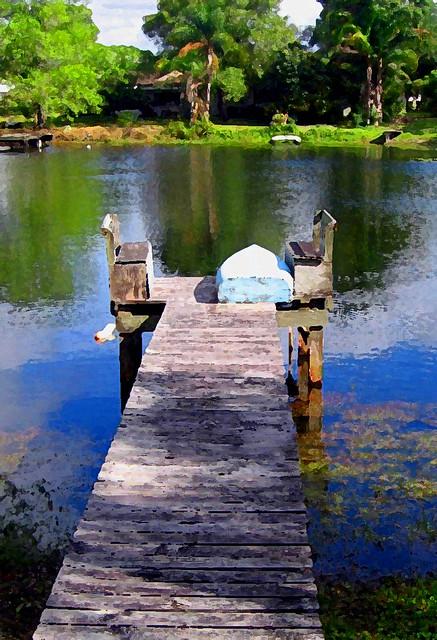 Ye Old Fishing Dock Tampa Florida My Dad S Favorite