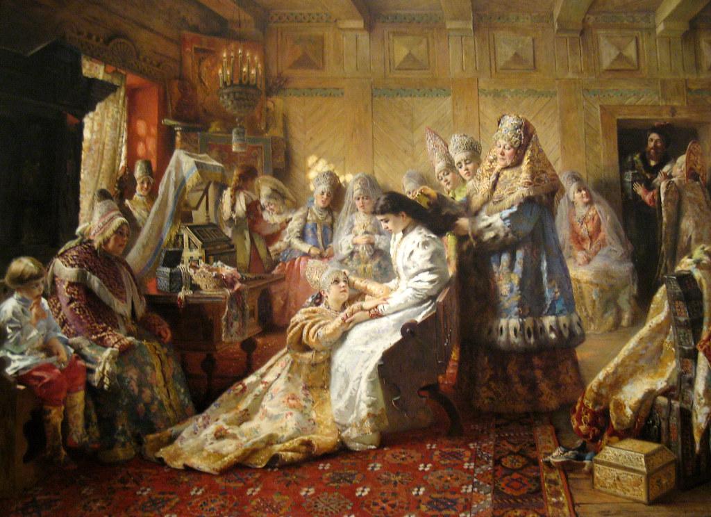 Oil Painting Light