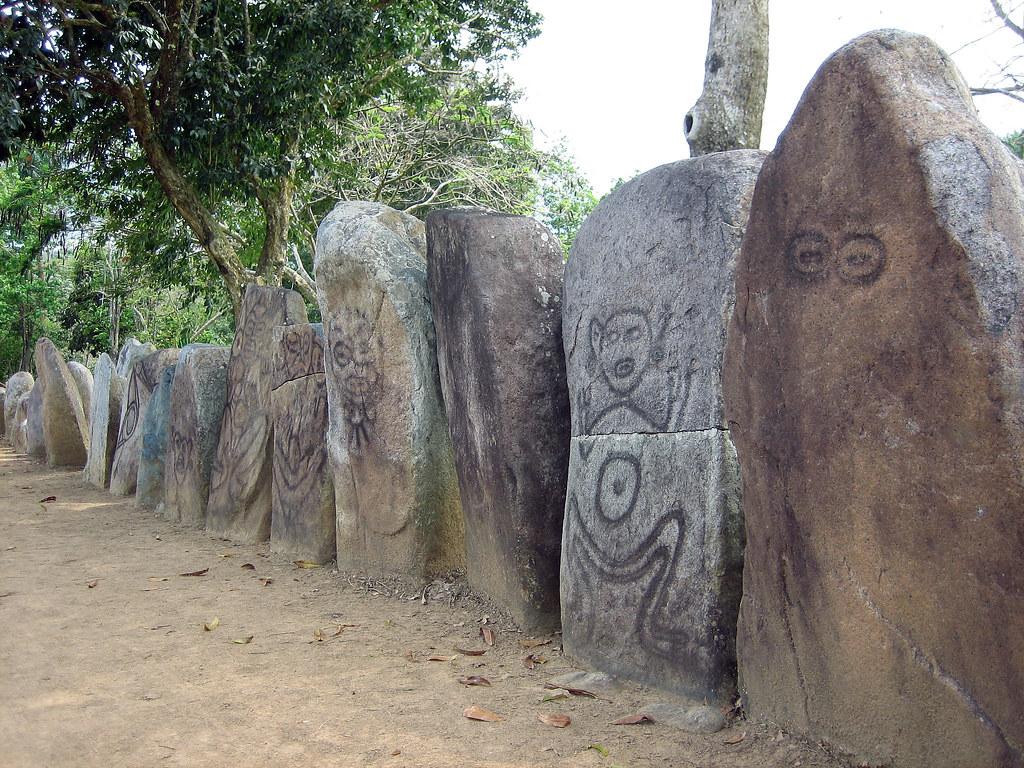Parque Ceremonial Indigena De Caguanas Puerto Rico