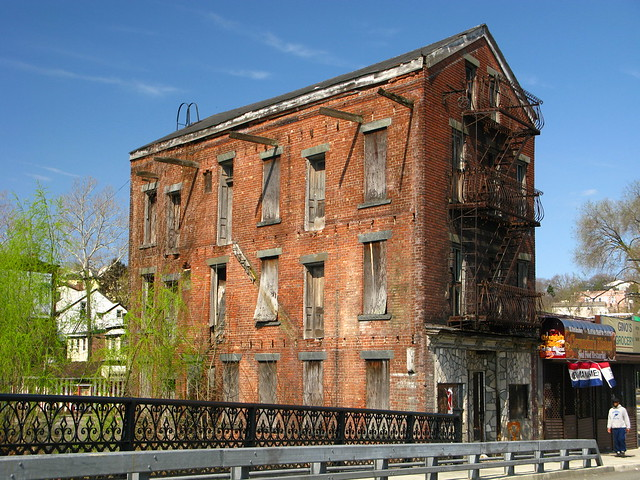 Old Building Paterson Nj Flickr Photo Sharing