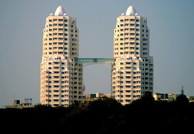 Image result for bangalore skyscraper