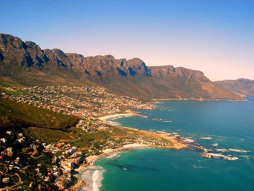 Twelve Apostles Cape Town Aerial View Of The Twelve