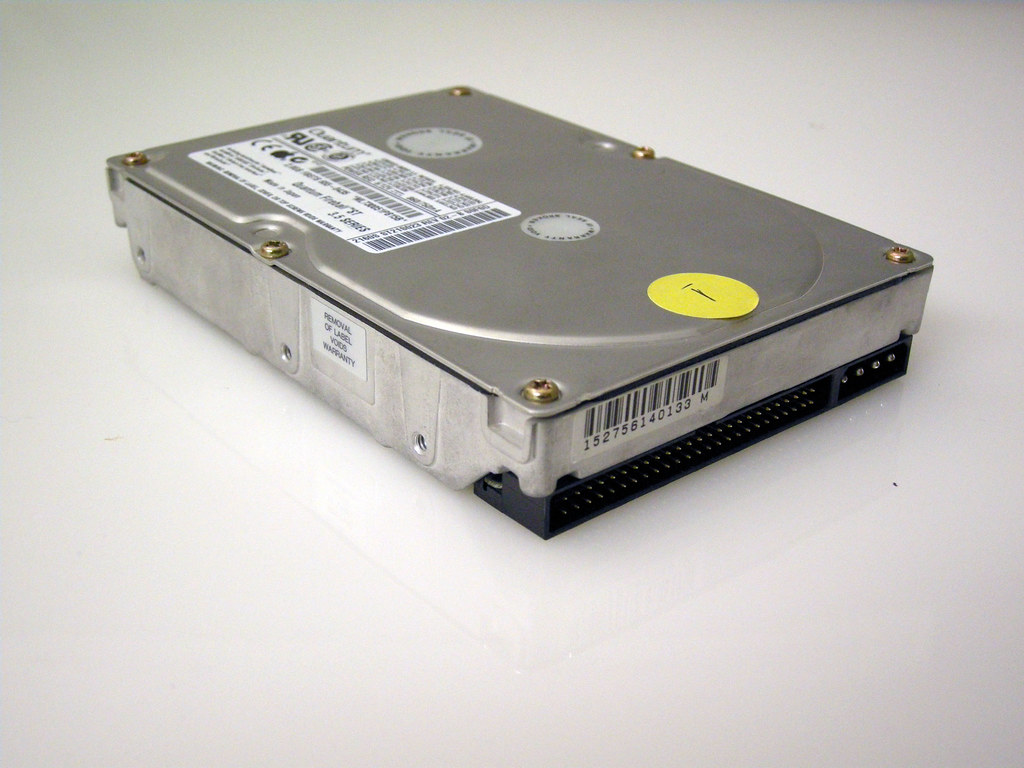 Quantum Fireball ST 35 Series Hard Drive This Is A