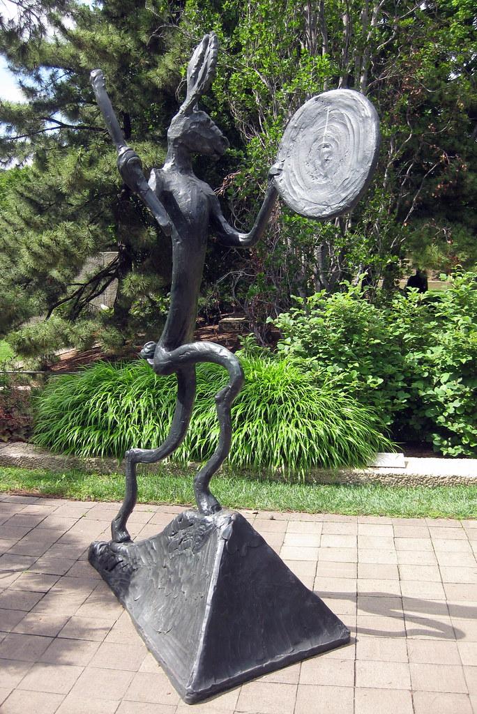 Washington DC Hirshorn Museum And Sculpture Garden The Flickr
