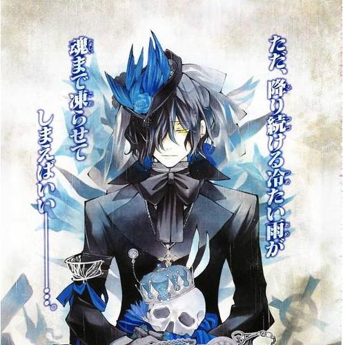 Goth Anime Guy MidnightShadow Flickr