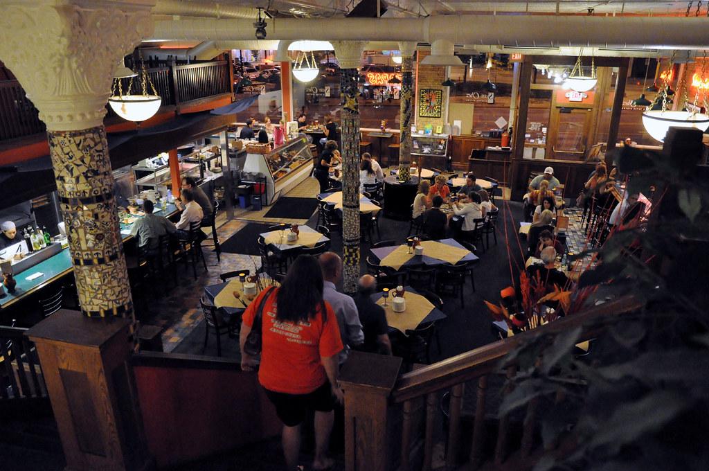 Tapas Restaurant Grand Rapids