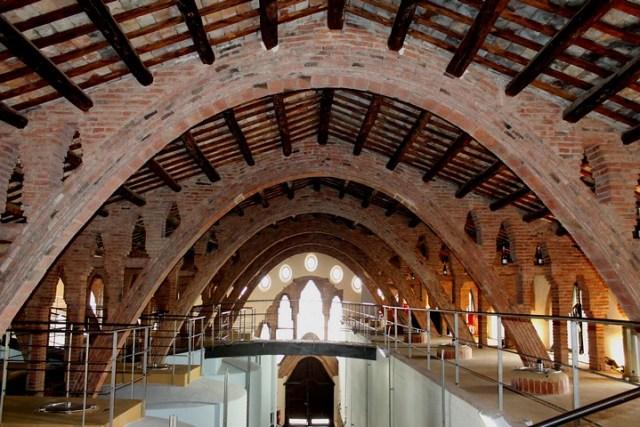Catedral del Vino de Nulles