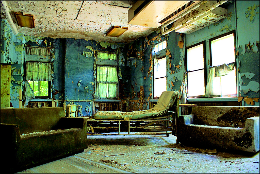 Pennhurst State Hospital Mayflower Hall I Pulled Up A
