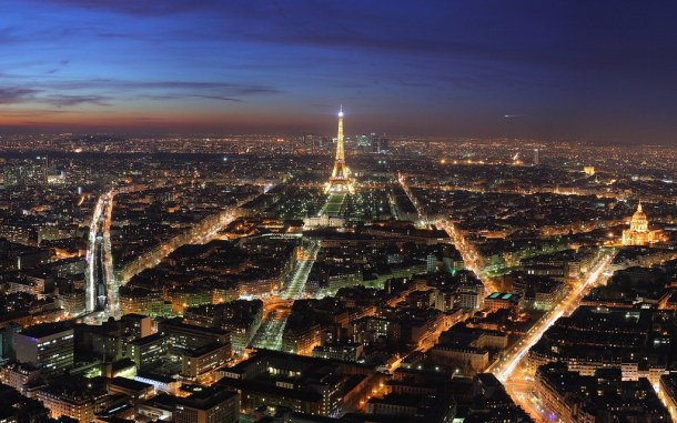 Top Most attractive places in France Paris