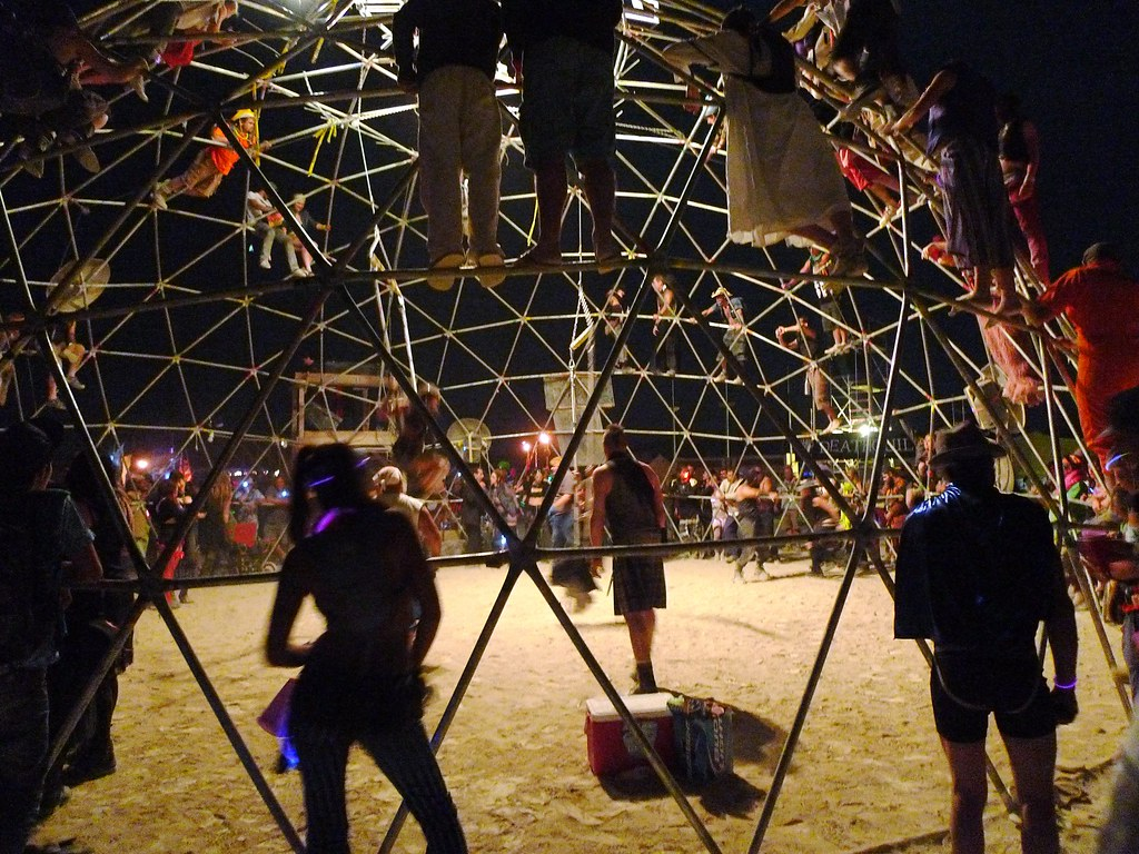 People Fighting In The Thunderdome Ann Larie Valentine