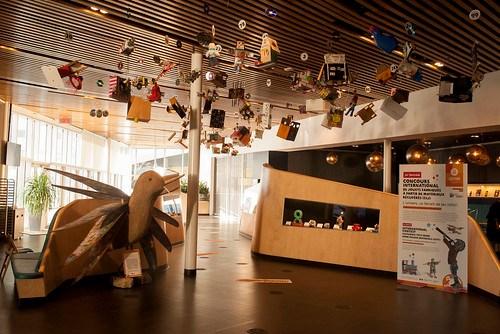 Gala Concours international des jouets fabriqués à partir de jouets recyclés (2017)