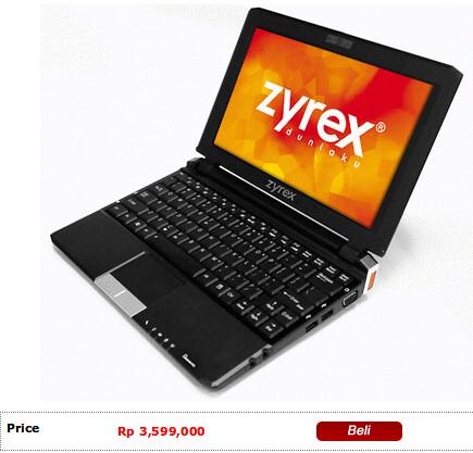 Image Result For Harga Laptop Zyrex