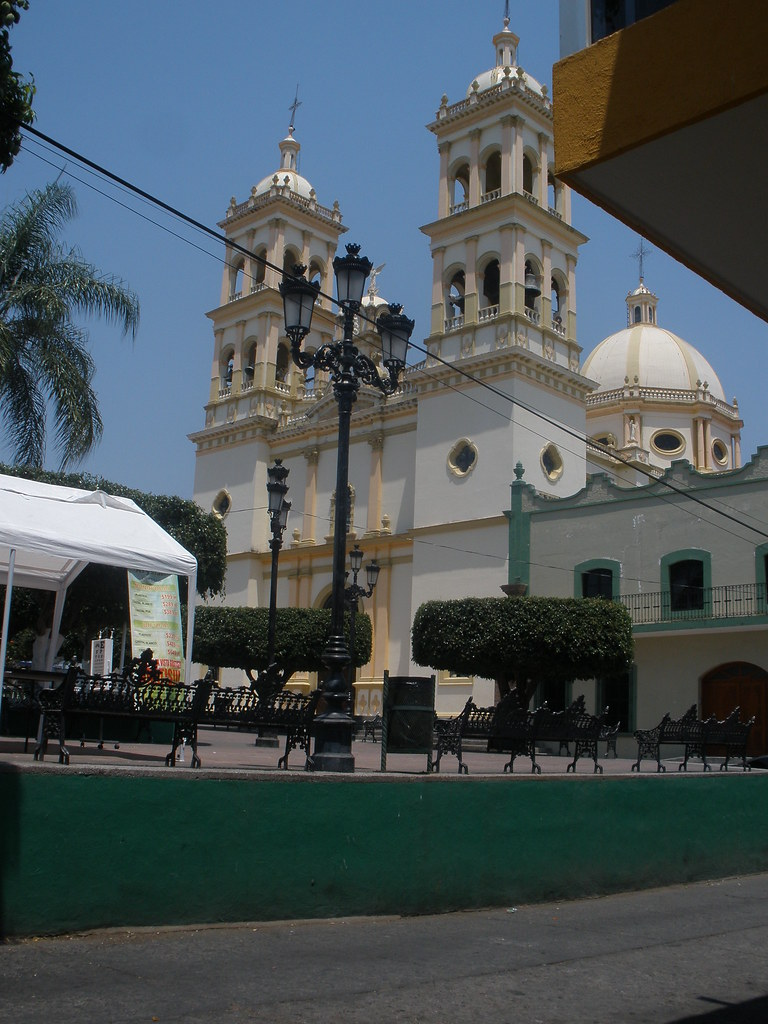 Pihuamo Jalisco The Catherdral Alex Orellana Flickr