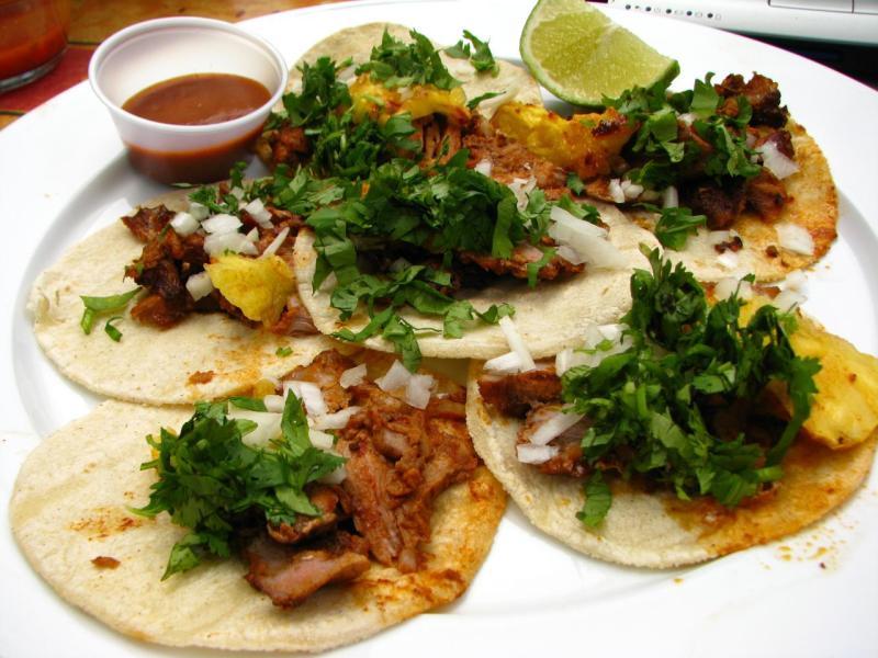 mmm... Tacos